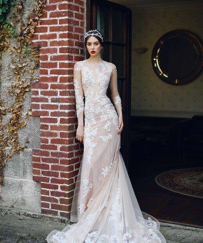 Летние свадебные платья Alma