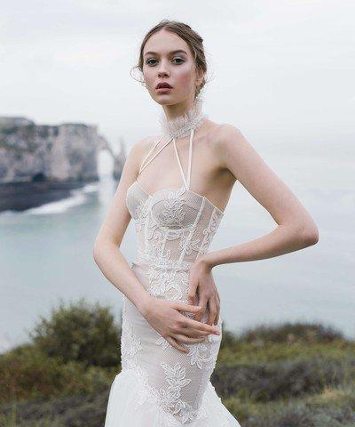 Свадебное платье рыбка Bett
