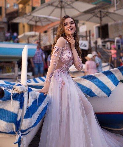 Выпускные платья Floren