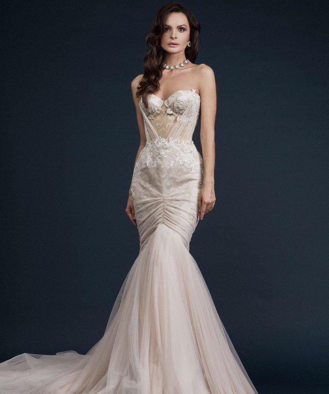 Платье «рыбка» Judil