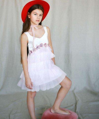 Детские платья - страница № 3 Pansy