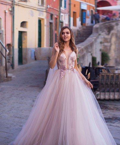 Пышные платья на выпускной Petunia