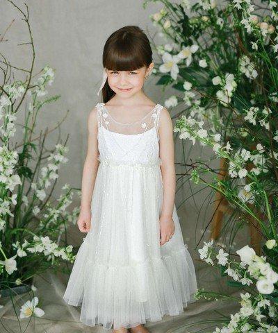 Детские платья - страница № 3 Polly