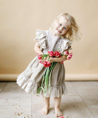 Детские платья - страница № 3 Poleya