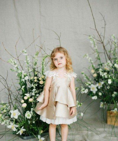 Детские платья - страница № 3 Putti