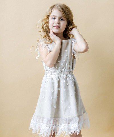 Детские платья - страница № 3 Velena