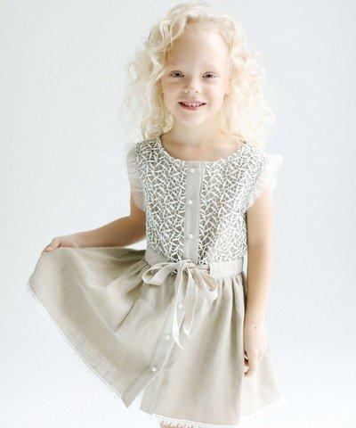 Детские платья - страница № 3 Veseya