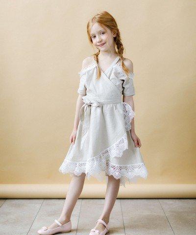 Детские платья - страница № 3 Vidana