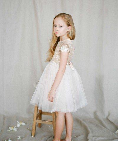 Детские платья - страница № 3 Vikki
