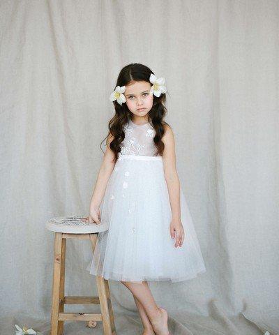 Детские платья - страница № 3 Violet