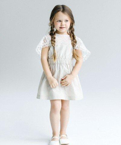 Детские платья - страница № 3 Zarina