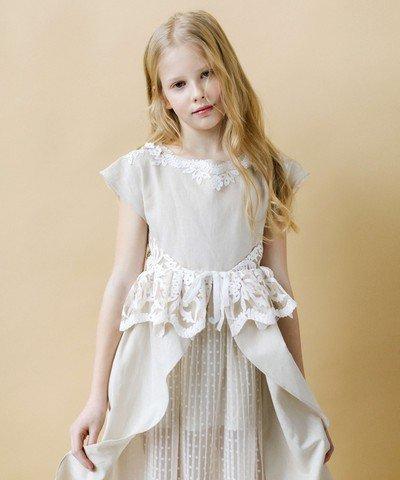Детские платья - страница № 3 Zlata