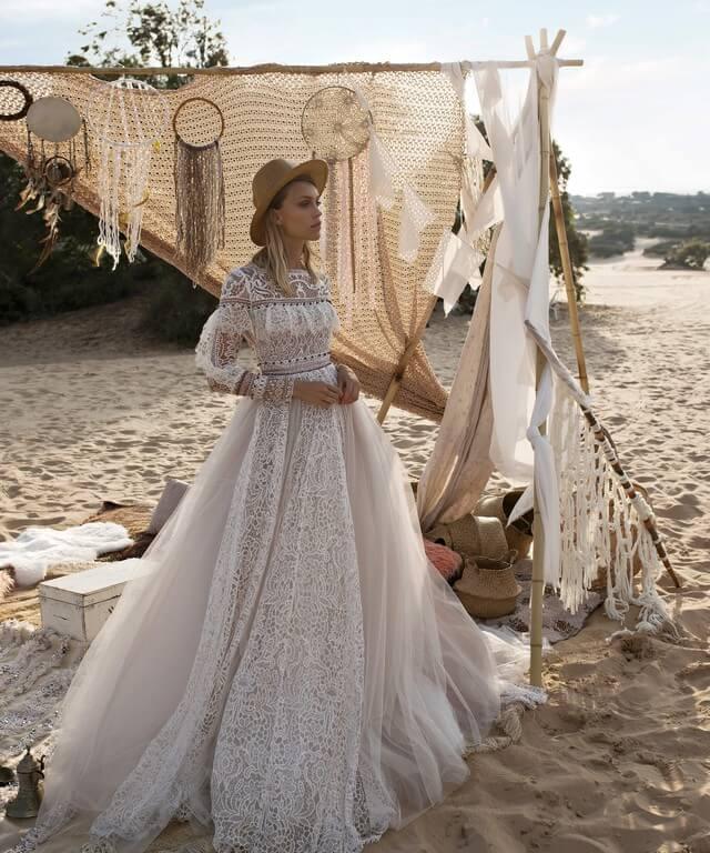 Свадебные платья от Rara Avis Alyfi