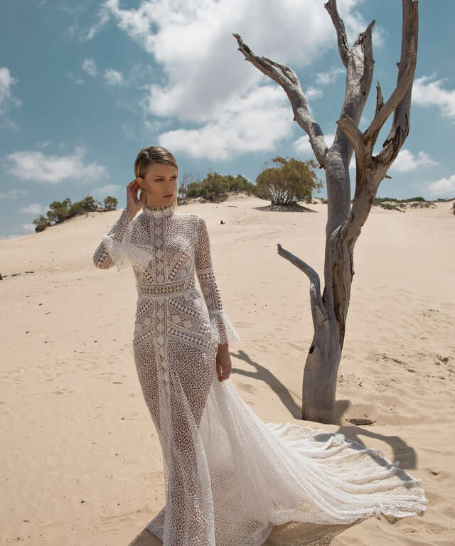 Летние свадебные платья Andi
