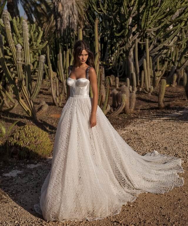 Boho Wedding Dresses Aviv