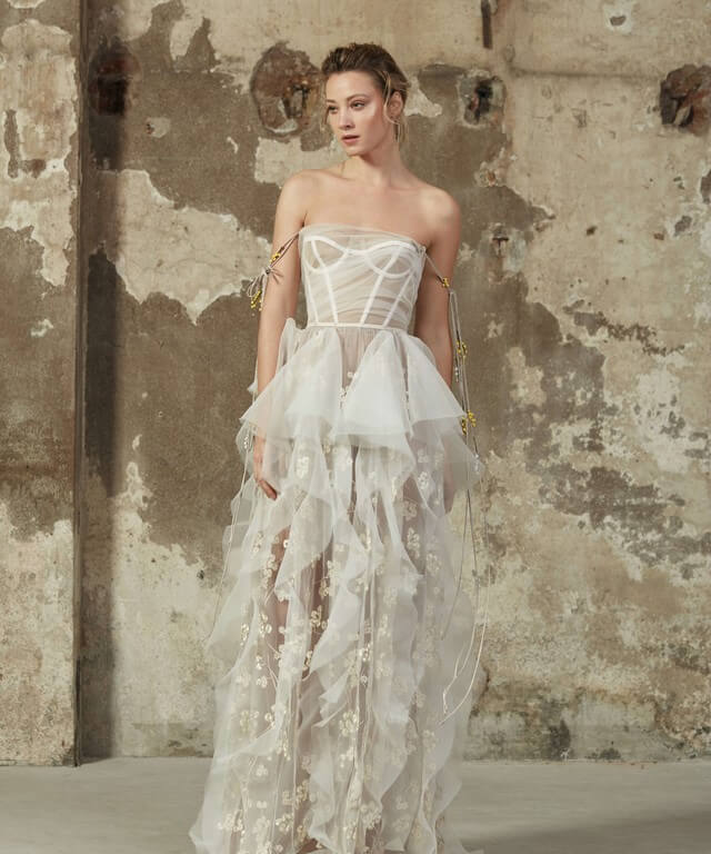 Платья Summer wedding dresses Bertel