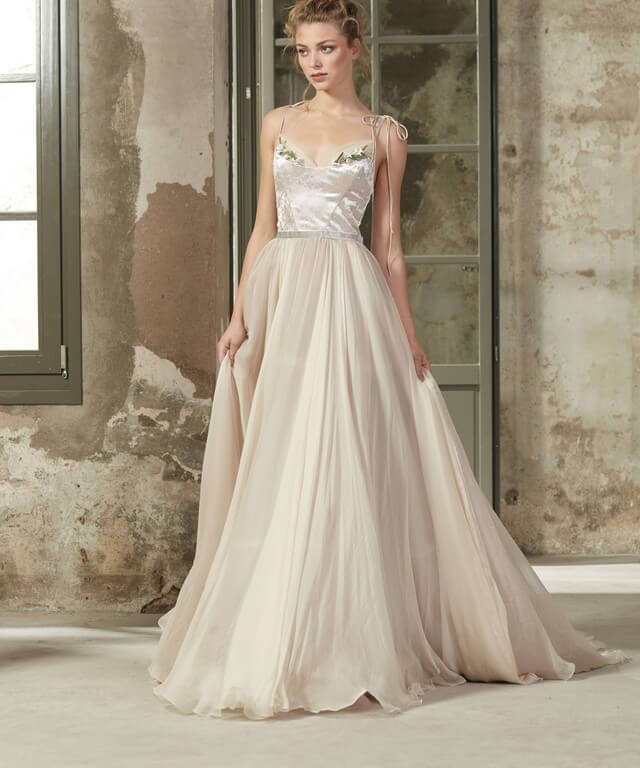 Платья Summer wedding dresses Deia