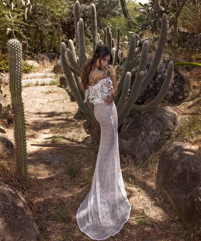 Boho Wedding Dresses Houpe
