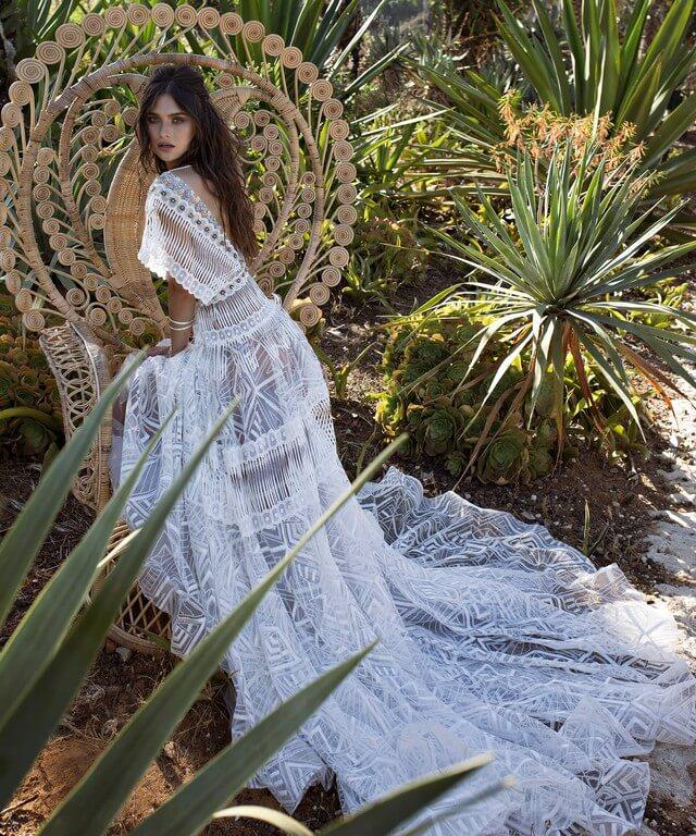 Boho Wedding Dresses Jasiel