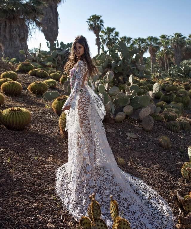 Boho Wedding Dresses Klark