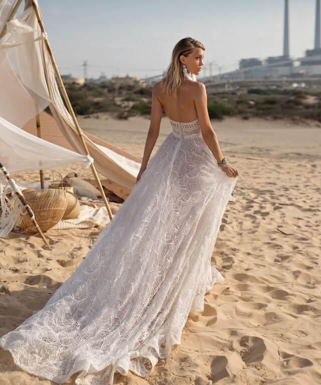 Boho Wedding Dresses Klays
