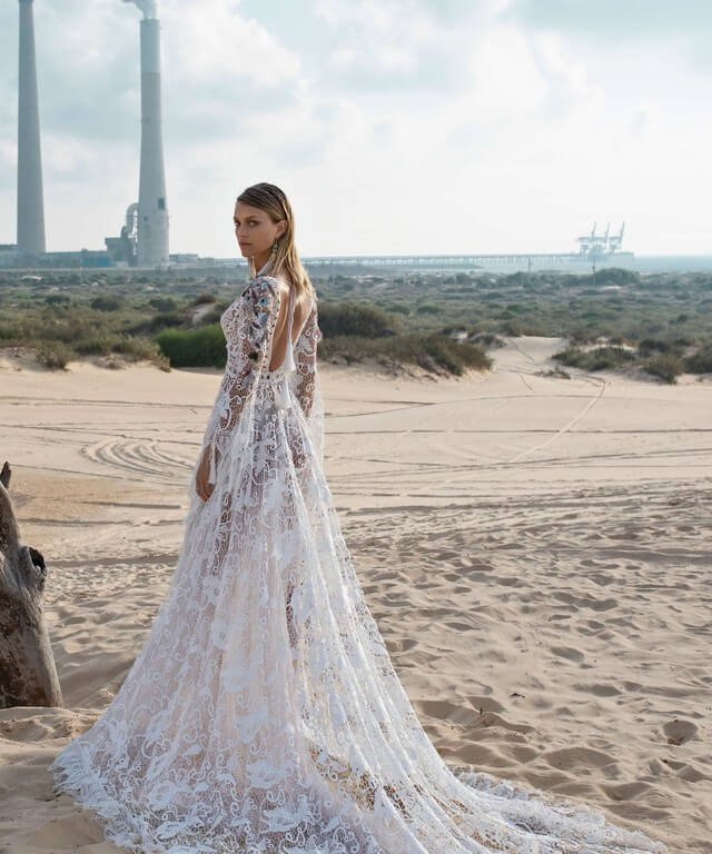Transformer wedding dress Kortal
