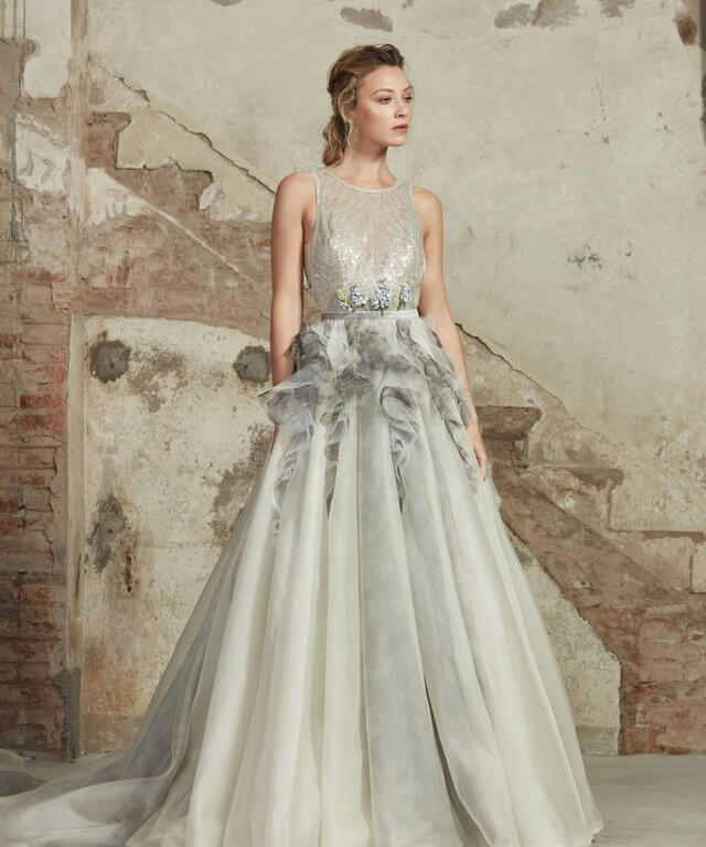 Платья Winter wedding dresses Lavin
