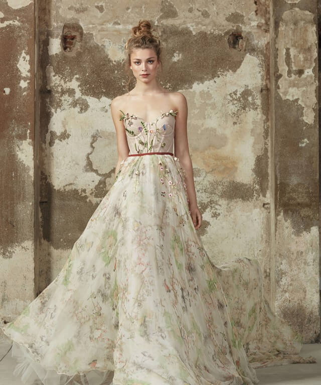 Платья Summer wedding dresses Lily
