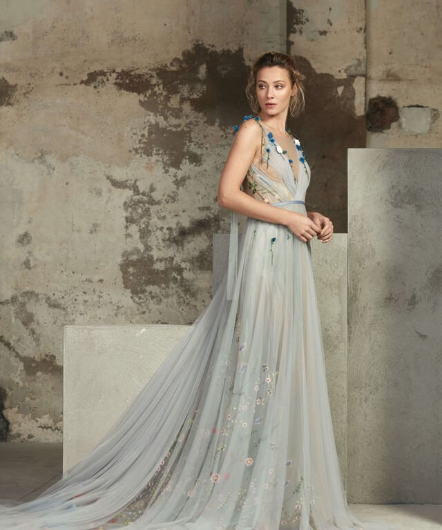 Платья Summer wedding dresses Lofgrein