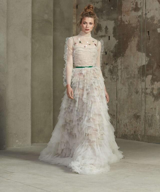 Платья A-line wedding dress Malina