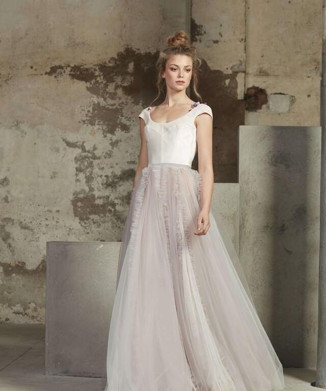 Платья A-line wedding dress Molin