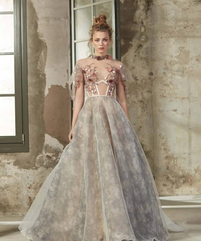 Платья Puffy wedding dress Sheldon