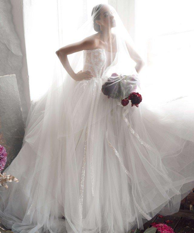 Winter wedding dresses Avgust