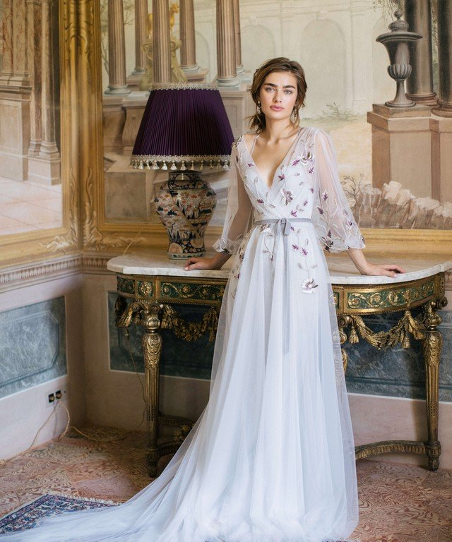 Transformer wedding dress Badi + Natali