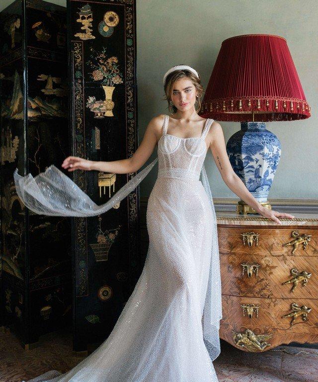 Свадебные платья Elle