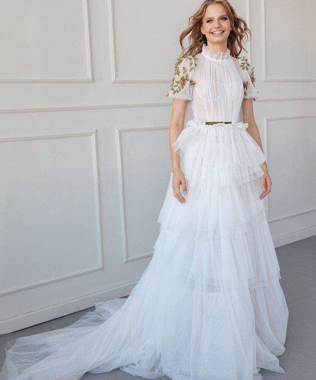 Свадебные платья Gven