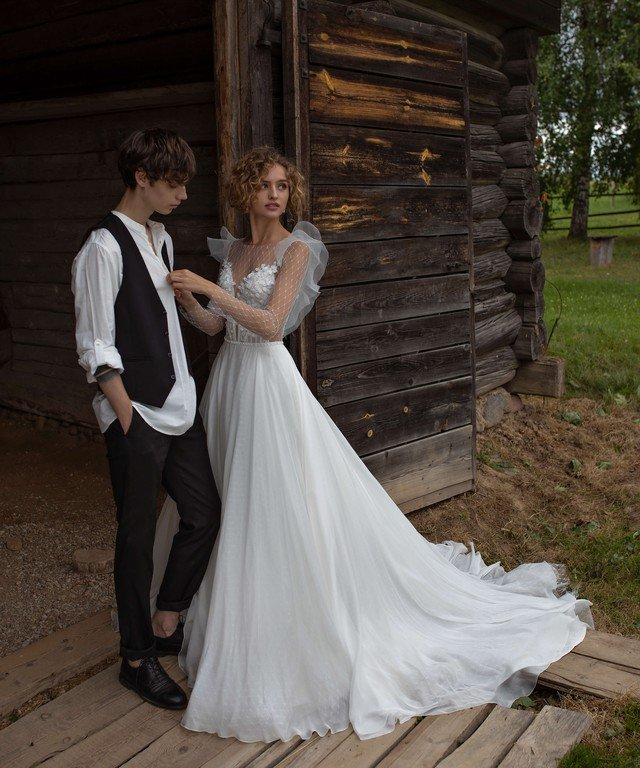 Платья Wedding Bloom Melentia