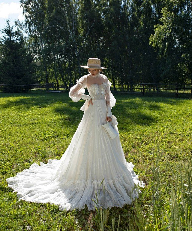 Платья Wedding Bloom Morena+Mila blouse