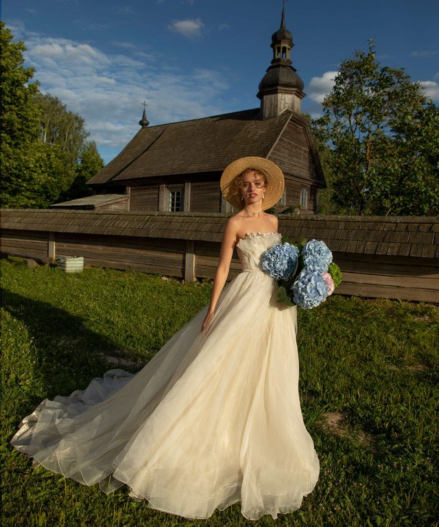 Платья Wedding Bloom Ramona