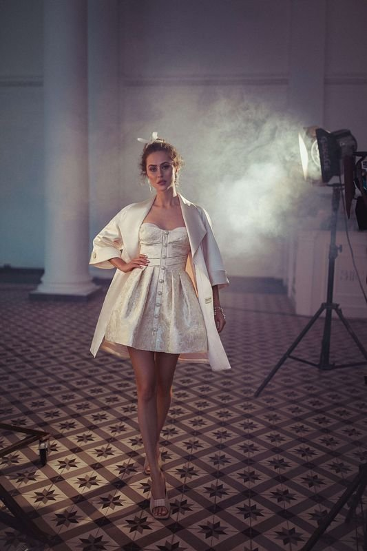 Купить свадебное платье от Blammo Biamo в Киеве