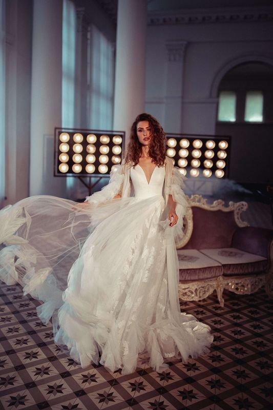 Платья Wedding Bloom Lesandra
