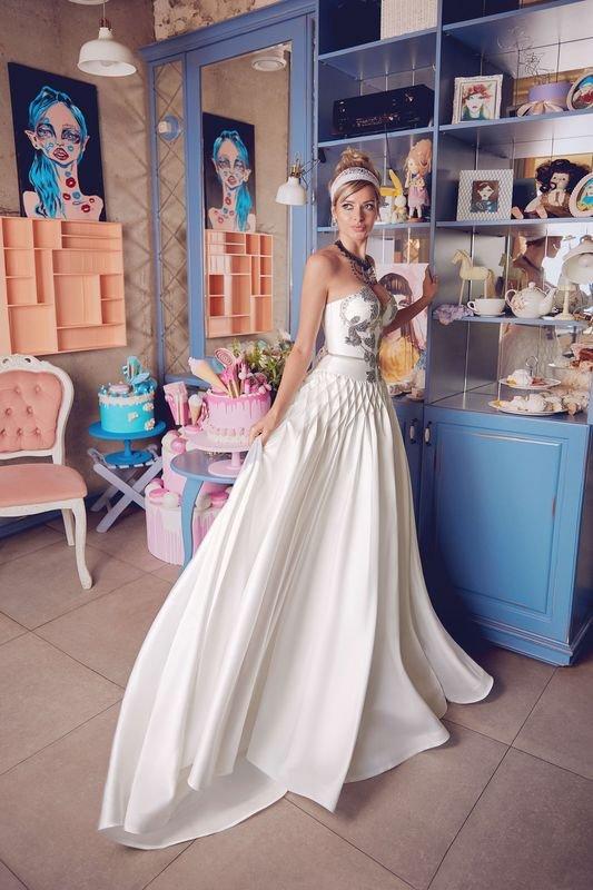 Платья Wedding Bloom Melantida