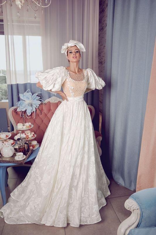 Платья Wedding Bloom Valkiria